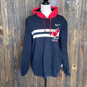 Nike Team Canada hoodie